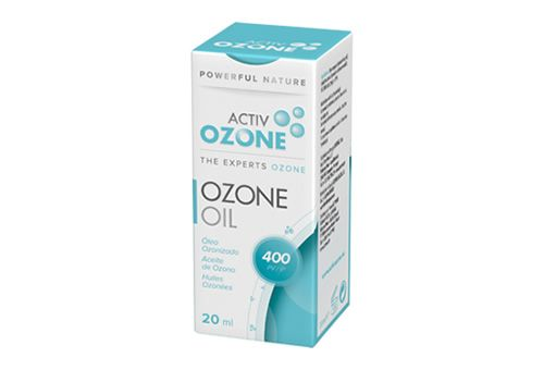 Activozone oil 20ml 400IP