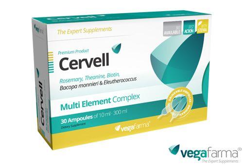 CERVELL 30 Ampolas