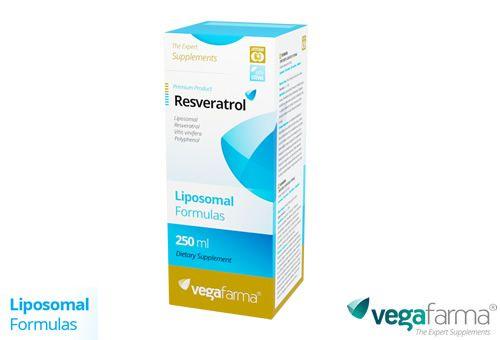 Vegafarma-Resveratrol 250 ml